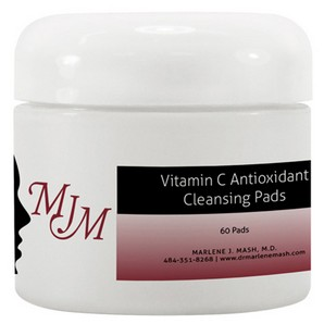 Antioxidant Cleansing Pads